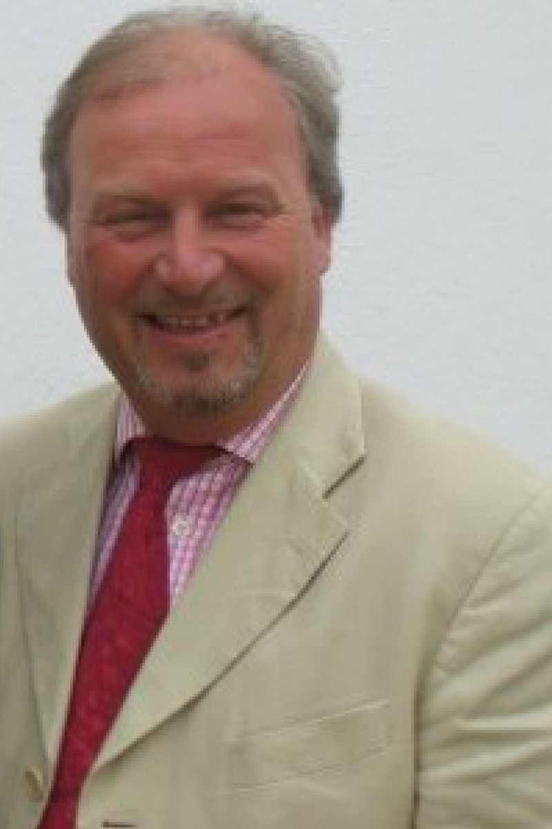 Legal Assistant Brian Sinclair-Morrison