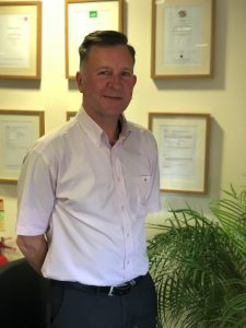 Client Acquisitions Executive James Pearce