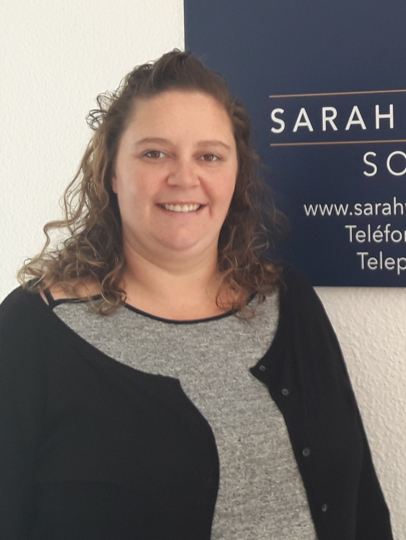 Administration Assistant Sarah Honeybul